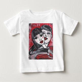 XOXO ベビーTシャツ