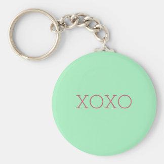 XOXO Keychain キーホルダー
