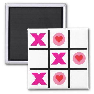 XOXO Tic TACのつま先 マグネット