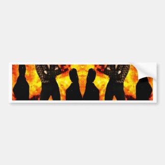 Xplosiveのダンス株式会社の装飾 バンパーステッカー