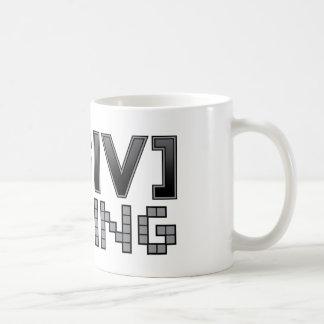 XSIVの賭博 コーヒーマグカップ