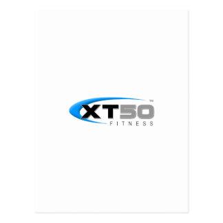 XT50フィットネスのオンラインのトレーニング ポストカード