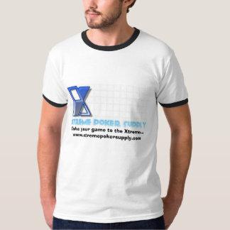 Xtremeのトランプのポーカーの供給 Tシャツ