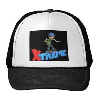 Xtremeのロゴ トラッカーキャップ