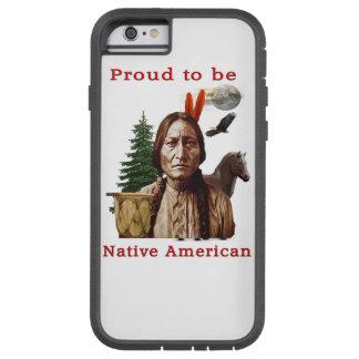 Xtremeの原産のアメリカインディアンの堅いiPhone6ケース Tough Xtreme iPhone 6 ケース