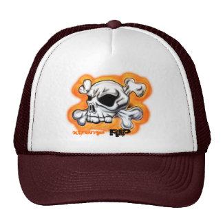 Xtremeの裂け目のロゴの帽子 メッシュハット