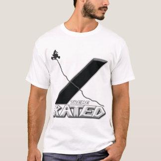 Xtremeの評価されクォードのレーサー Tシャツ