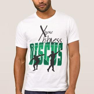 XtremeFitness円盤投げ Tシャツ