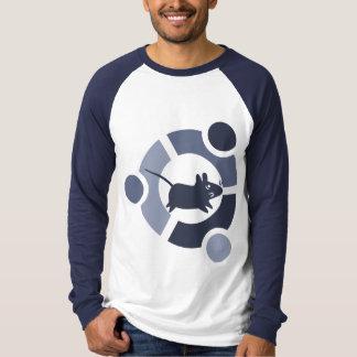 Xubuntuの長袖 Tシャツ