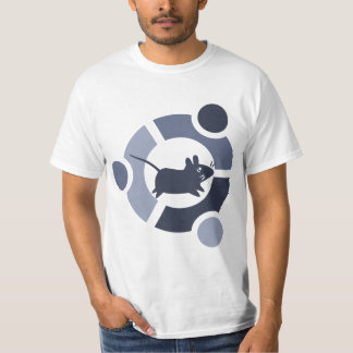 XubuntuのTシャツ Tシャツ
