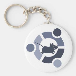 Xubuntu Keychain キーホルダー