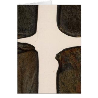 XVII石造りの道具、ニューメキシコ カード