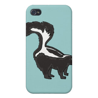 XXおもしろいなスカンク iPhone 4/4S COVER