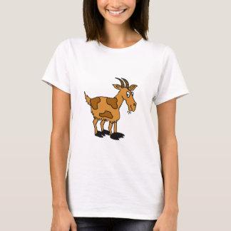 XXおもしろいな漫画のヤギ Tシャツ