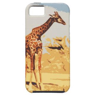 XXキリンの写真撮影の芸術のデザイン Case-Mate iPhone 5 ケース