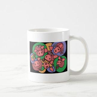 XXブタの天国 コーヒーマグカップ