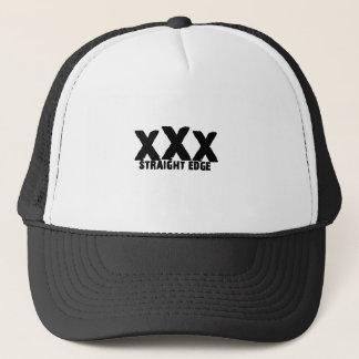 xXxまっすぐな端 キャップ