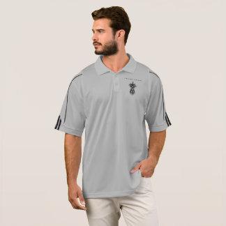 Xyqarius |の男性アディダスClimaLite®のポロシャツ ポロシャツ