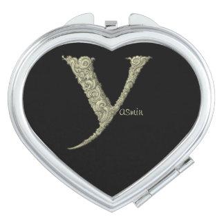 Y - Falckのアルファベット(金)