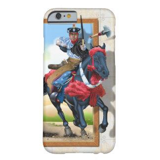 Yabusameの戦士 Barely There iPhone 6 ケース