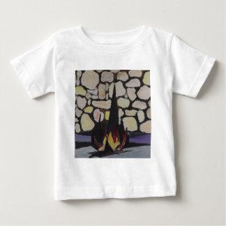 Yad Vashem ベビーTシャツ