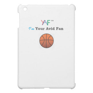 YAFのバスケットボール iPad MINI カバー