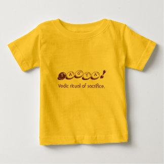 Yagya! -犠牲のVedic儀式 ベビーTシャツ
