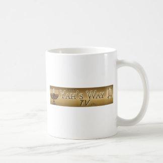 Yahsの方法TV コーヒーマグカップ