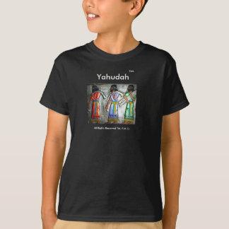 Yahudah -男の子のティー tシャツ