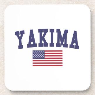 Yakima米国の旗 コースター