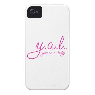 YAL -あなたはLady™ Case-Mate iPhone 4 ケース