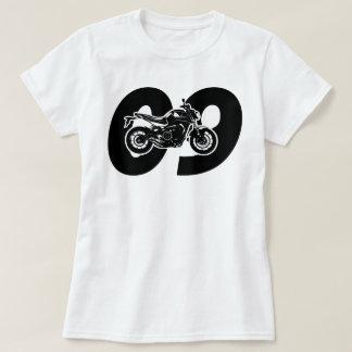 Yamaha MT-09 FZ-09のオートバイMT09 FZ09 Tシャツ