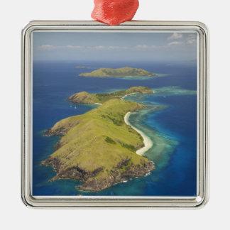 Yanuyaの島、Mamanucaの島、フィージー メタルオーナメント