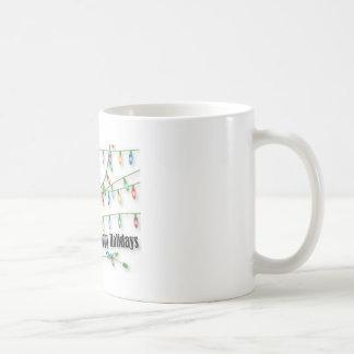 Yappy休日のシーズー(犬) Tzuは起こります コーヒーマグカップ