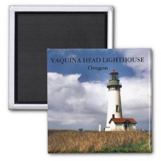 Yaquinaのヘッド灯台、オレゴンの磁石 マグネット