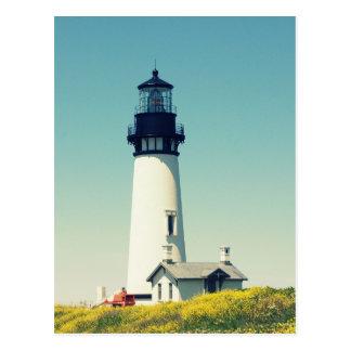 Yaquinaのヘッド灯台- 2015年 ポストカード