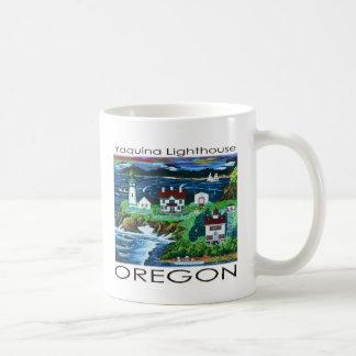 Yaquinaの灯台~オレゴン コーヒーマグカップ