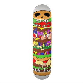 YBRburger 19.7cm スケートボードデッキ