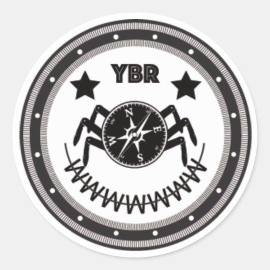 YBRclown ラウンドシール