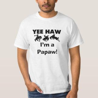 Yeeのサンザシ私はPapawのTシャツおよびギフトです Tシャツ