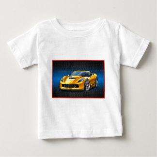 Yellow_Z06 ベビーTシャツ