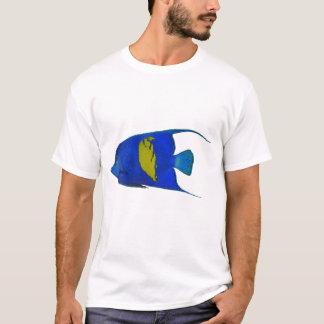Yellowband angelfish tシャツ