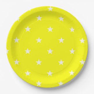 YELLOWSTARSの紙皿BEALEADER ペーパープレート