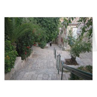 Yemin Mosheエルサレム カード