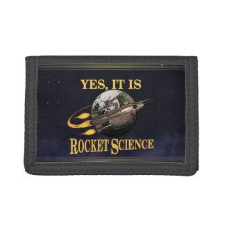 Yesそれはロケット科学です