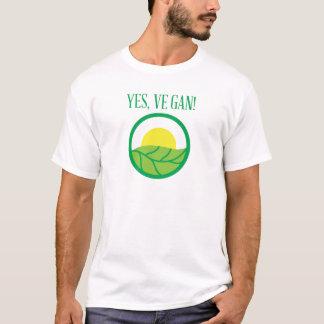 Yesのビーガン! Tシャツ