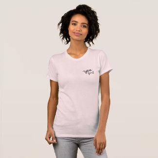 Yesの女の子 Tシャツ