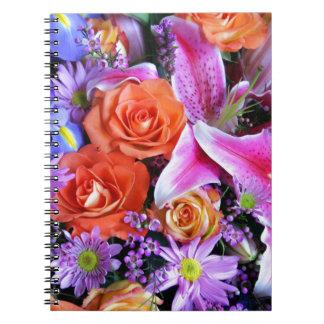 yesの花 ノートブック