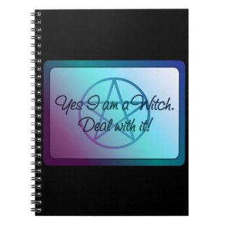 Yes私は魔法使いです! それの取り引き! ノートブック
