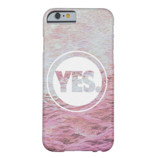 Yes Barely There iPhone 6 ケース